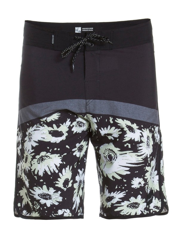 0 QK BOARDSHORT CRYPT SCALLOP  BR60012437 Quiksilver