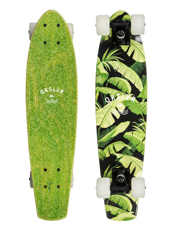 0 Skate Jungle - Mini Cruiser  EGL0JUNGLE Quiksilver