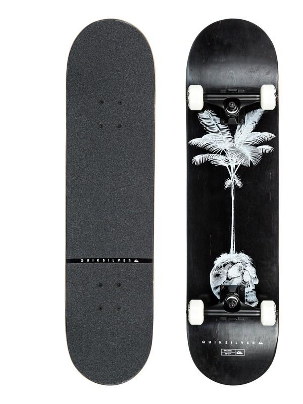 0 Anaskull 8 - Skateboard  EGL0QSCSAK Quiksilver