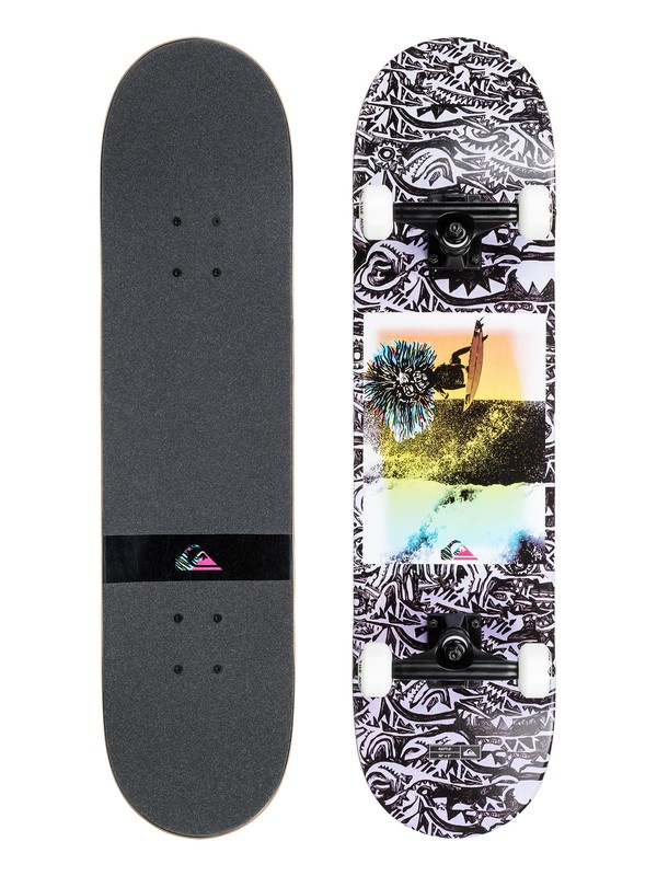 0 Rattle - Street Skateboard Rose EGL0RATTLE Quiksilver