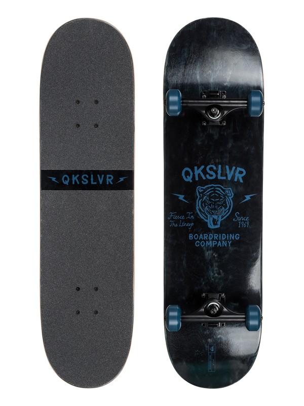 0 Boardrider Tigris - Skate para Bowl Street Negro EGL0TIGRIS Quiksilver