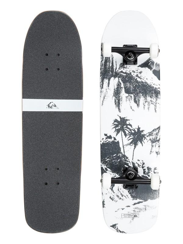 0 Skate White Beach - Skate da bowl street  EGL0WBEACH Quiksilver