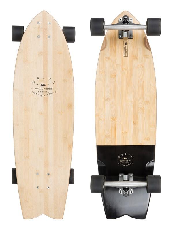 0 Abacaxi Skateboard Blue EGLLSABXUS Quiksilver
