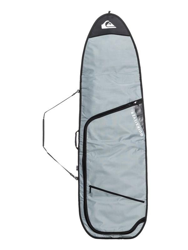 0 QS Light Fish 6'6 - Housse de planche Gris EGLQBBLF66 Quiksilver