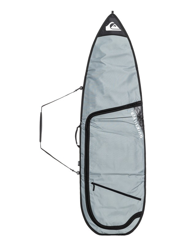 0 QS Light Shortboard 6'0 - Board Bag Grey EGLQBBLS60 Quiksilver