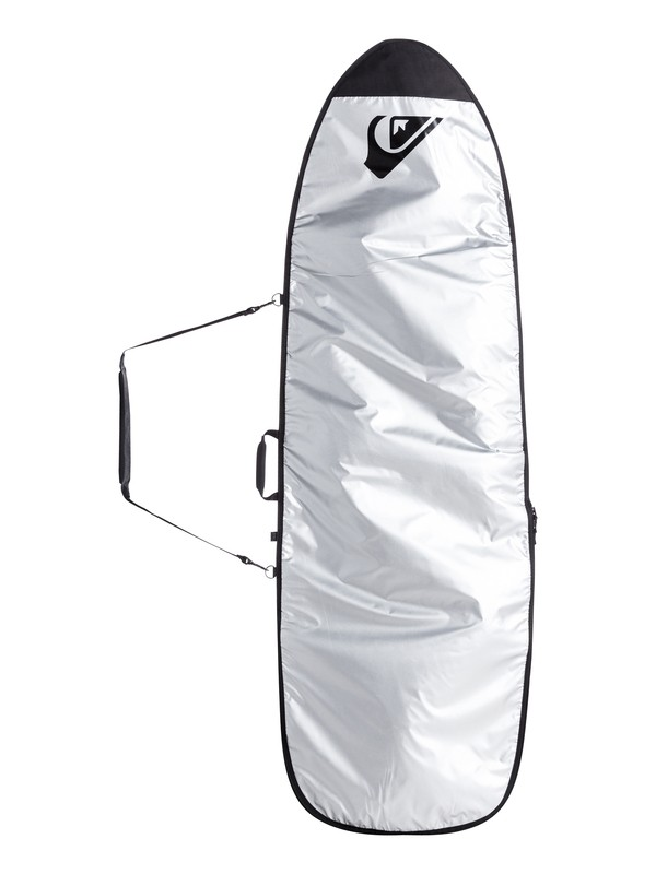 0 Super Light Fish 6'3  - Housse de surf ultra-légère Gris EGLQBSLF63 Quiksilver