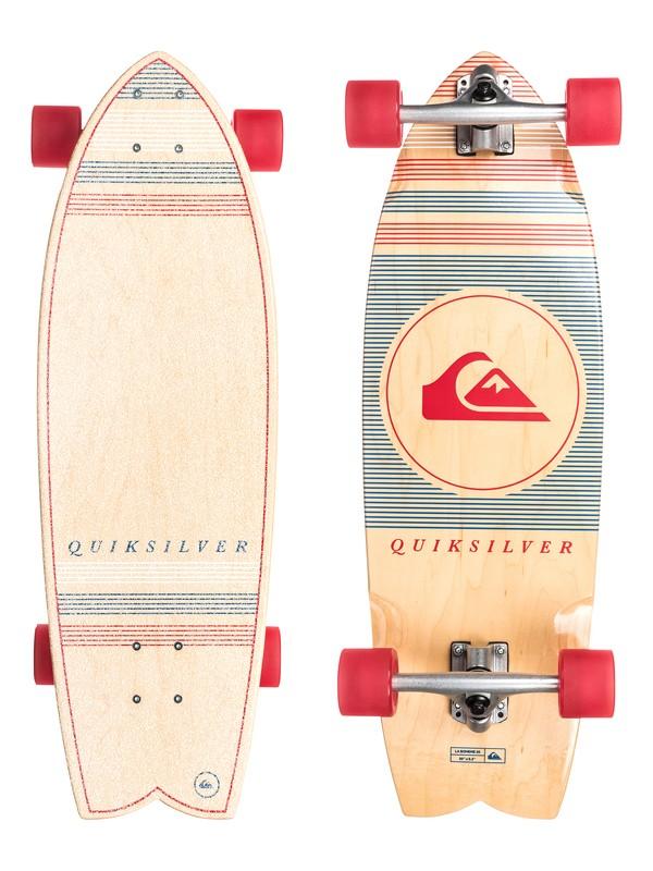 0 La Boheme 30 Cruiser Skateboard  EGLQSLSBHM Quiksilver