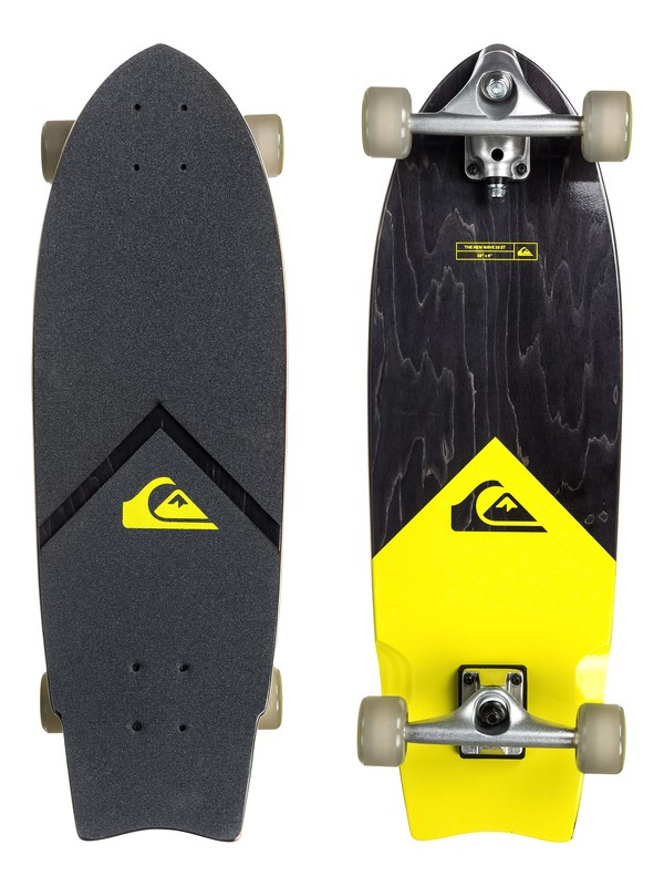 0 The New Wave St - Surf Skateboard  EGLQSLSNWS Quiksilver