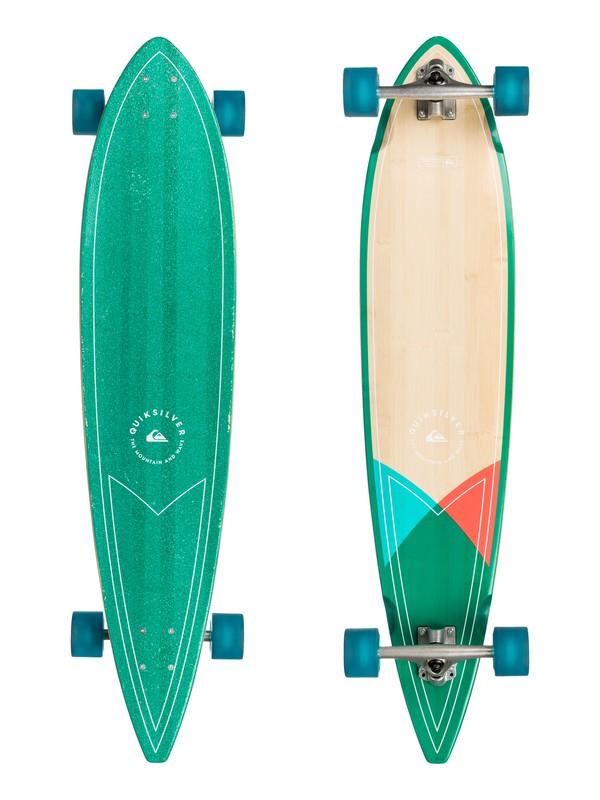 0 Pin Line Bamboo - Skateboard Marron EGLQSLSPIN Quiksilver