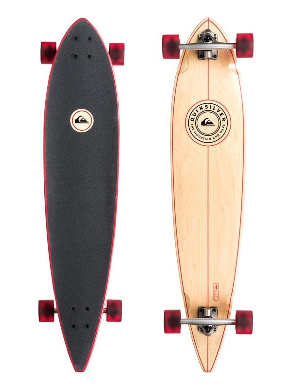 0 Pin Line Bamboo - Skateboard  EGLQSLSPIN Quiksilver