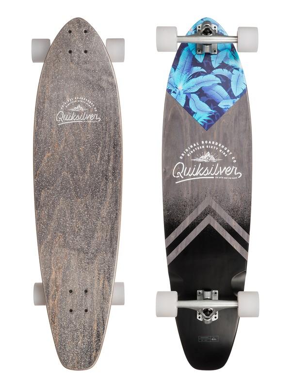 0 Paramont - Skateboard Gris EGLQSLSPRM Quiksilver
