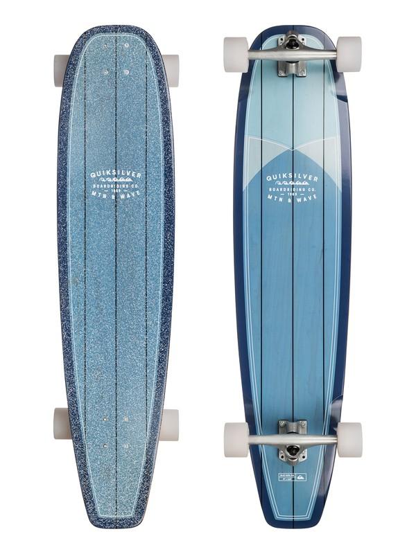 0 Blue Rapa Nui - Skateboard Bleu EGLQSLSRPN Quiksilver