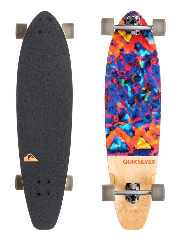 0 Volcano Bamboo - Skateboard  EGLQSLSVLN Quiksilver