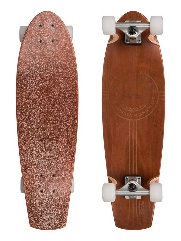 0 Woody - Skateboard  EGLQSLSWDY Quiksilver
