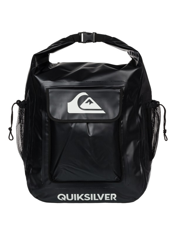 0 Deluxe Wet Dry - Sac à dos wet/dry Noir EGLQSWBBKP Quiksilver