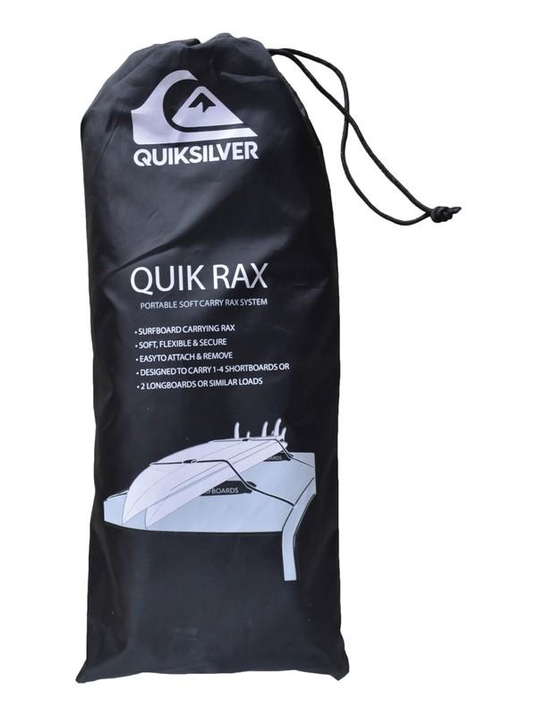 0 Quik Car Rax - Portatavola morbido per auto  EGLSCARRAX Quiksilver