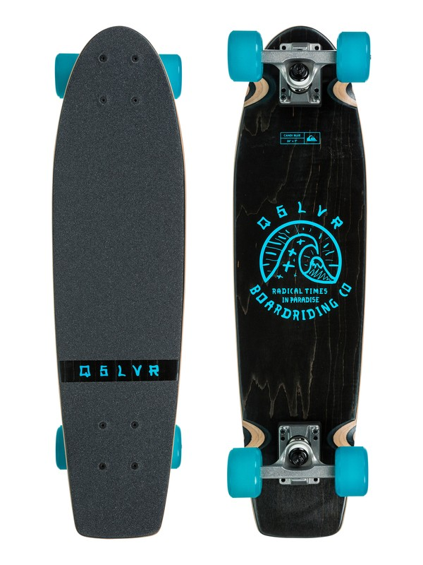 0 Candi Skateboard Blue EGLSCDIUS Quiksilver