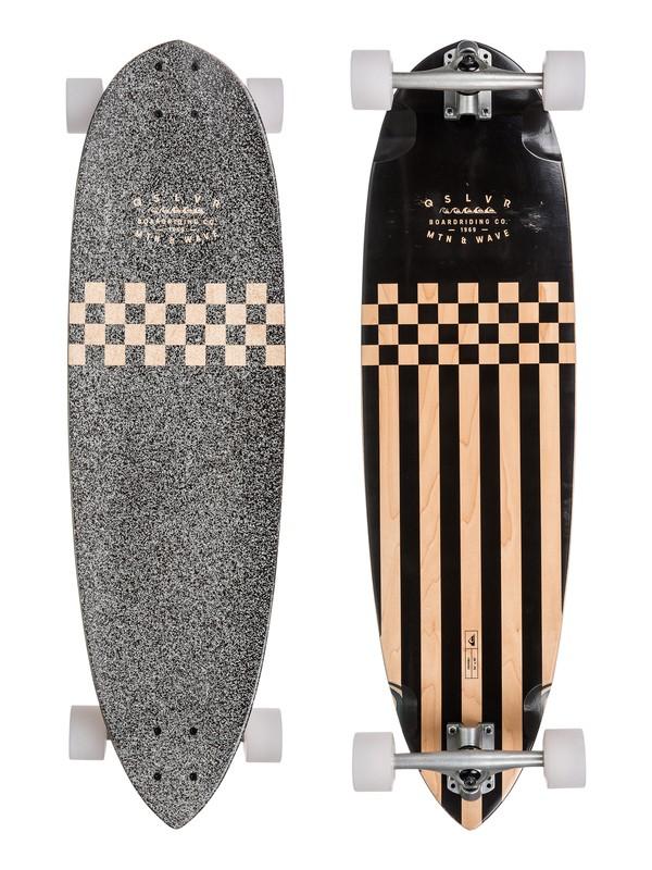 0 Demibu Skateboard Brown EGLSDMBUS Quiksilver