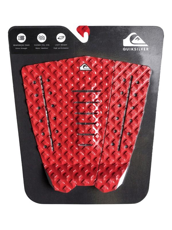 0 New Pin Line - Pad de surf Rouge EGLSPDNPIN Quiksilver