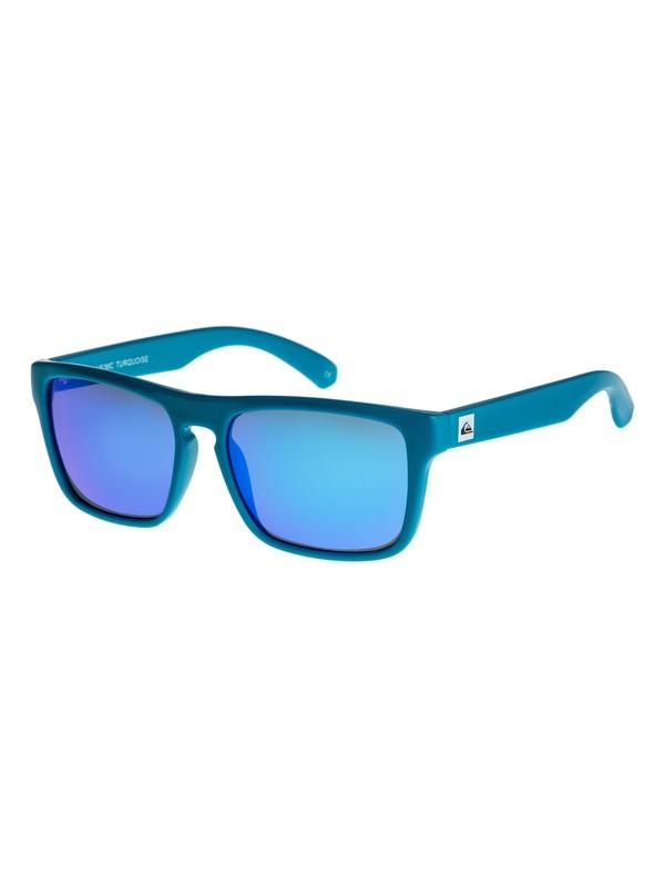 0 Small Fry - Lunettes de soleil Bleu EKS4077 Quiksilver