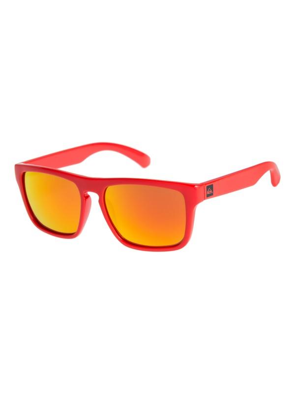 0 Small Fry - Lunettes de soleil Rouge EKS4077 Quiksilver