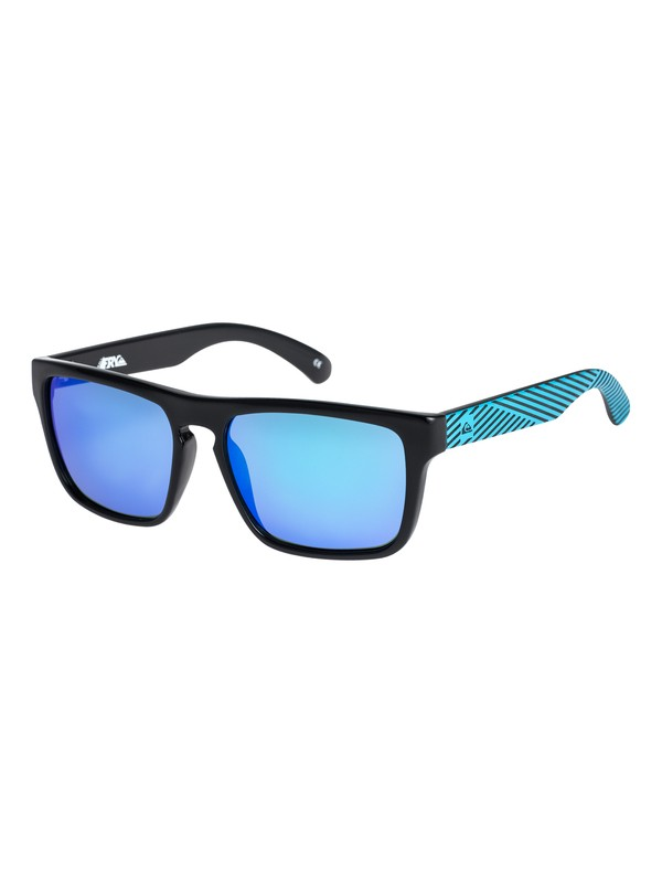 0 Small Fry - Sunglasses Black EKS4077 Quiksilver