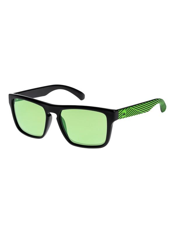 0 Small Fry - Sunglasses Black EKS4077 Quiksilver