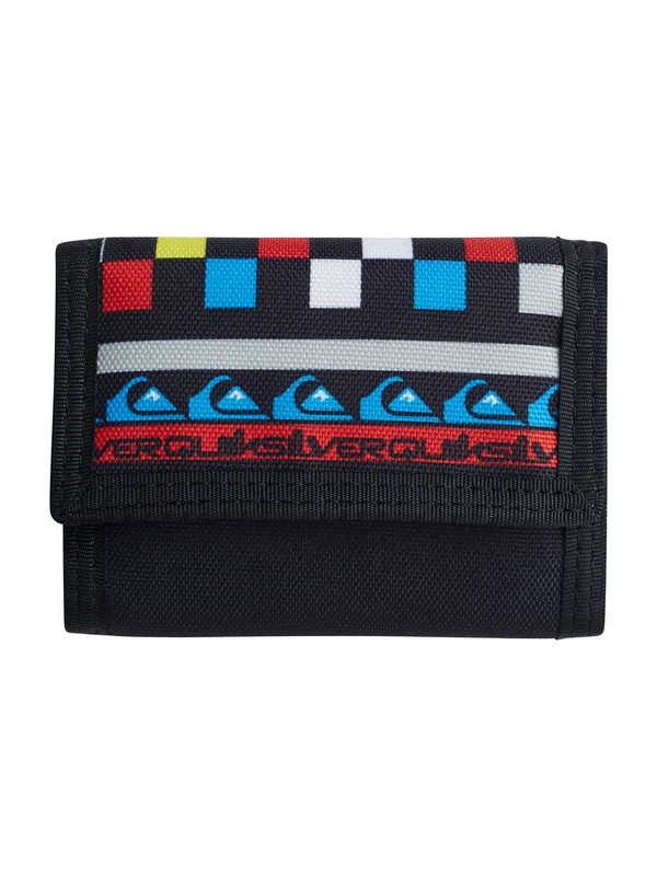 0 Boys Compiled Wallet  EQBAA00002 Quiksilver