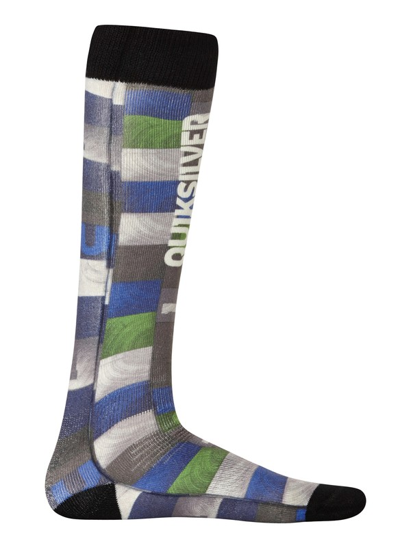 0 Riding Socks Youth  EQBAA00007 Quiksilver