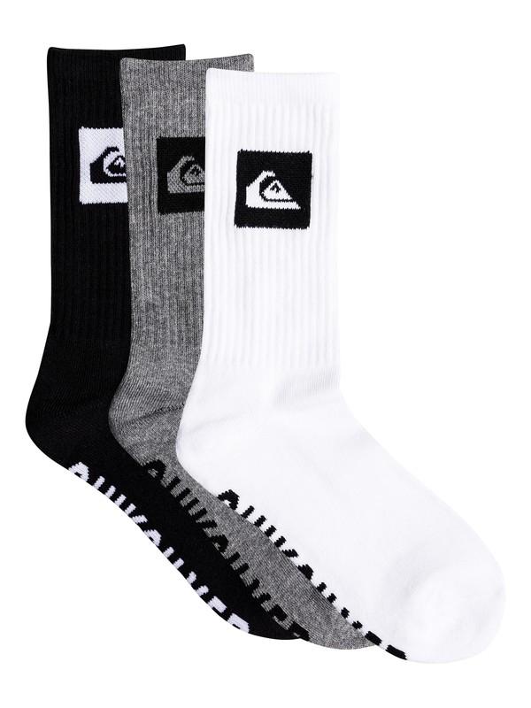 0 Quiksilver - Mi-chaussettes Multicouleurs EQBAA03053 Quiksilver