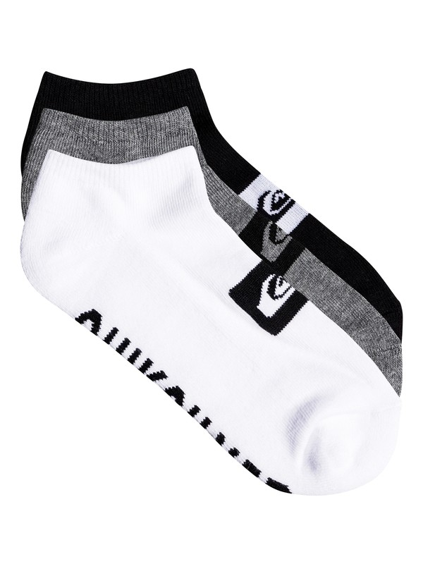 0 Quiksilver - Ankle Socks Multicolor EQBAA03054 Quiksilver