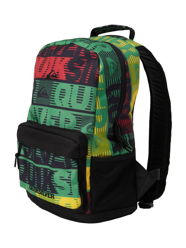 0 Mastermind Backpack  EQBBP00006 Quiksilver
