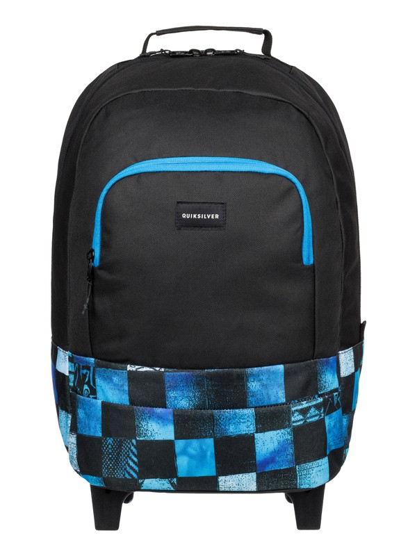 0 Hallpass Wheelie Backpack  EQBBP03022 Quiksilver