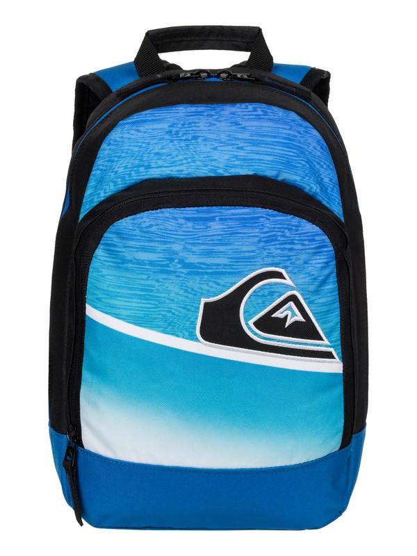 0 Boy's 8-16 Chompine Medium Backpack  EQBBP03029 Quiksilver
