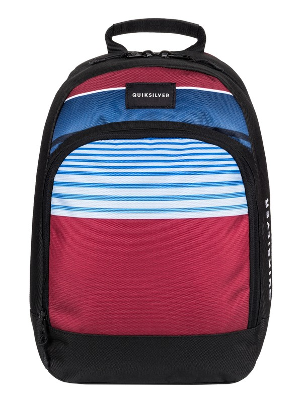 0 Boy's 8-16 Chompine 12L Medium Backpack  EQBBP03030 Quiksilver