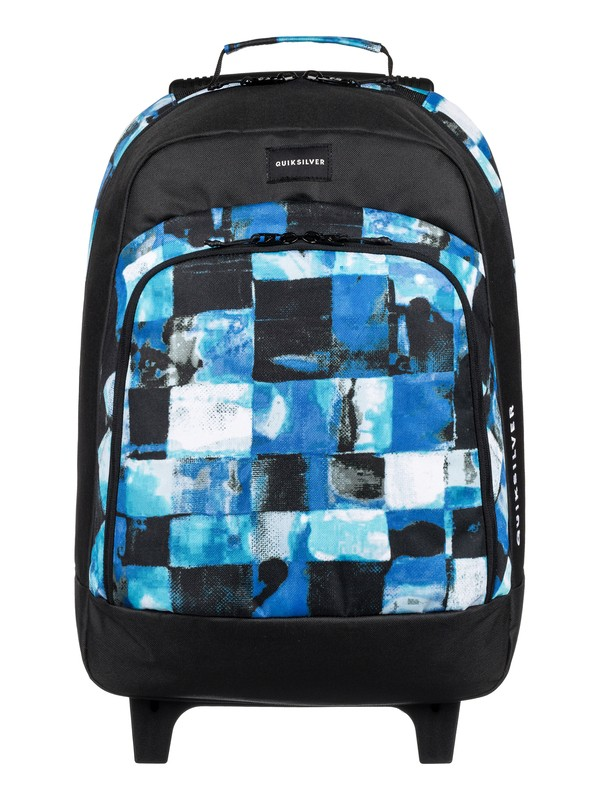 0 Wheelie Chompine 12L - Wheelie Small Backpack Blue EQBBP03033 Quiksilver