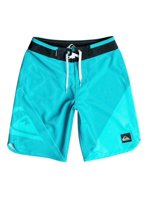"0 New Wave 17"" - Boardshort  EQBBS03057 Quiksilver"