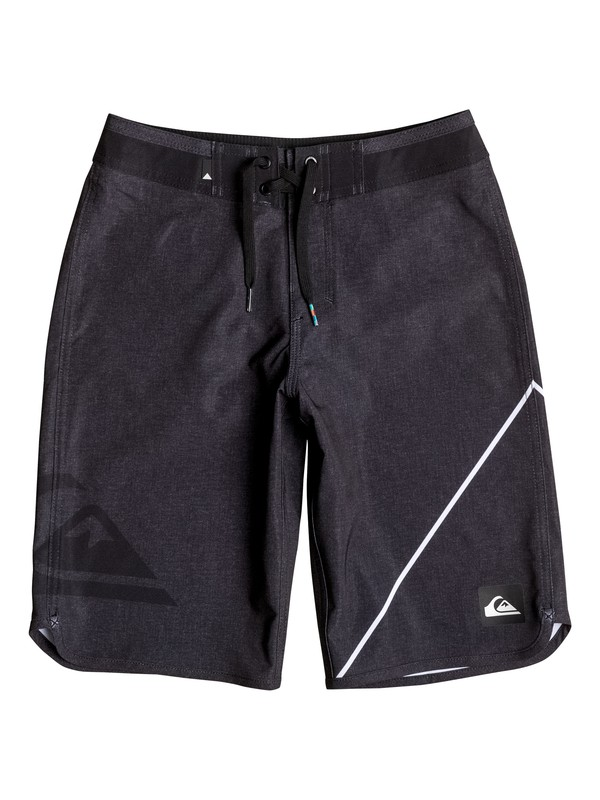 "0 Boy's 8-16 New Wave 19"" Boardshorts  EQBBS03141 Quiksilver"