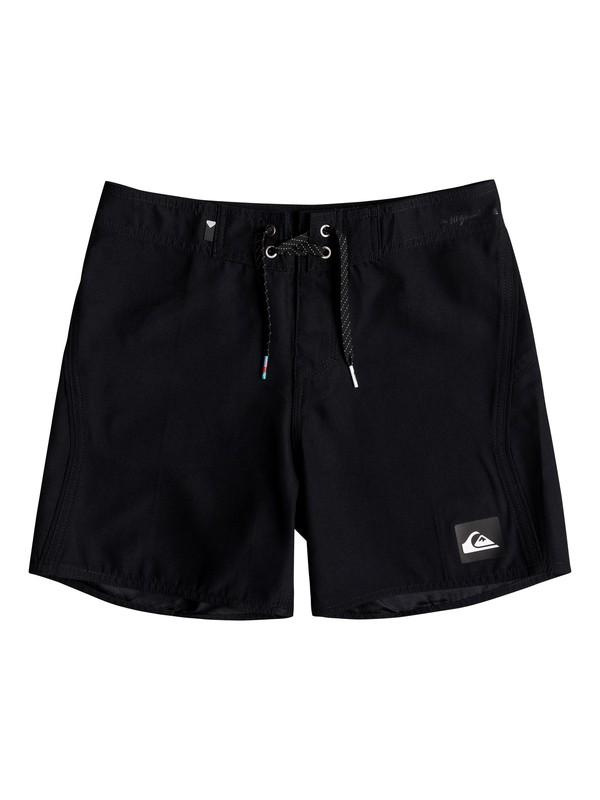 "0 Highline Kaimana 14"" - Board Shorts Black EQBBS03243 Quiksilver"