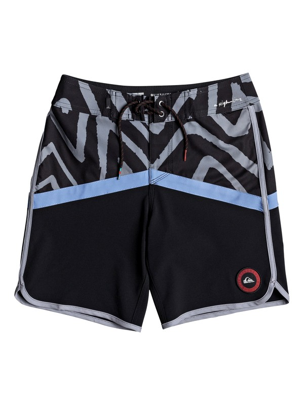 0 HIGHLINE TECHTONICS YOUTH 16 Blue EQBBS03257 Quiksilver