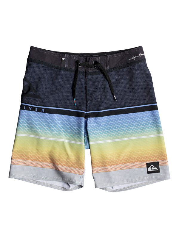 0 HIGHLINE SLAB YOUTH 16 Blue EQBBS03258 Quiksilver