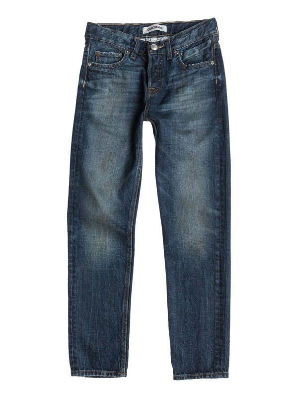 0 Revolver Bleach Grey Aw Youth  EQBDP03036 Quiksilver