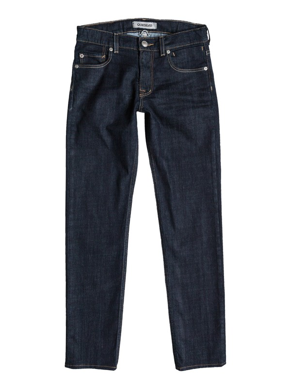 0 Distortion Rinse - Jean slim fit  EQBDP03052 Quiksilver