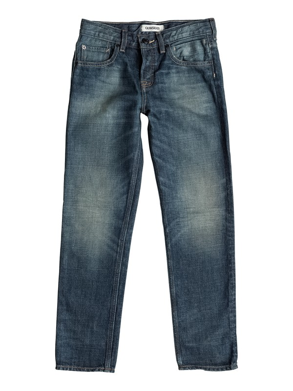 0 Sequel Vintage Brown - Regular-Fit Jeans  EQBDP03057 Quiksilver