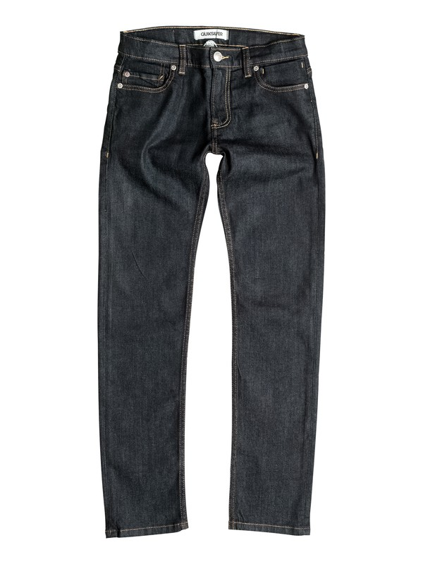 0 Distorsion Rinse - Slim Fit Jeans  EQBDP03078 Quiksilver