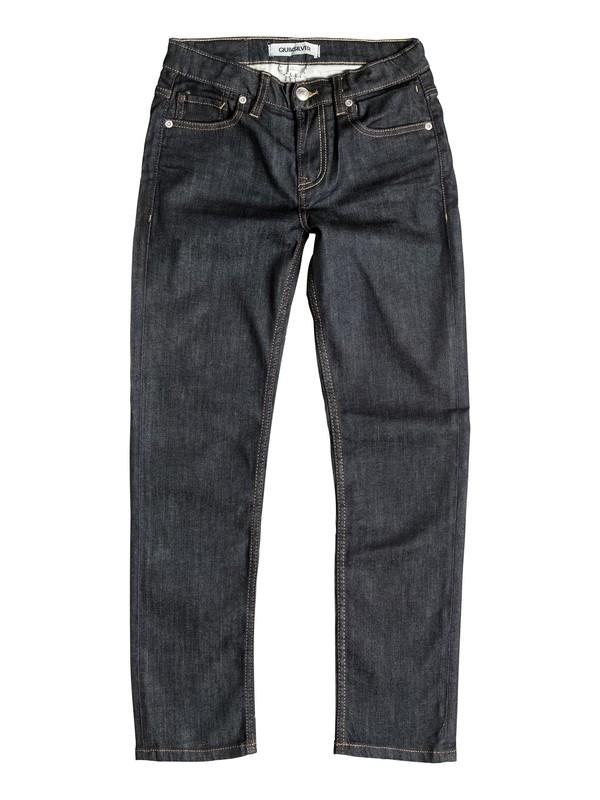 0 Revolver Rinse - Jeans vestibilità straight  EQBDP03085 Quiksilver