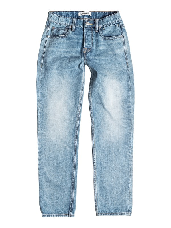 0 Sequel Dust Bowl - Regular Fit Jeans  EQBDP03086 Quiksilver