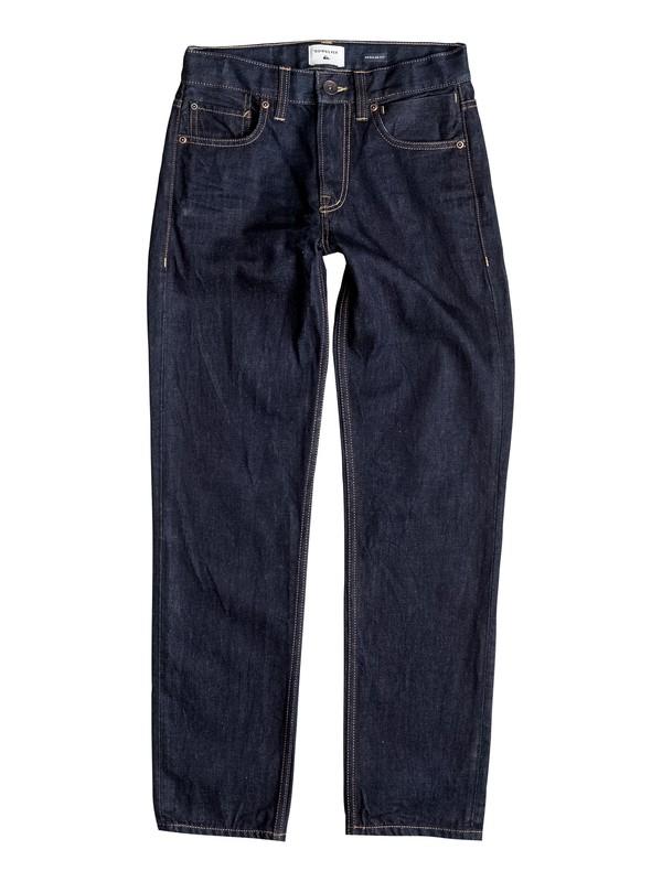 0 Sequel Rinse - Regular Fit Jeans  EQBDP03092 Quiksilver