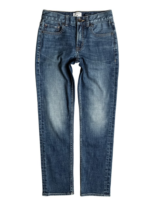 0 Revolver Sky - Straight Fit Jeans  EQBDP03122 Quiksilver