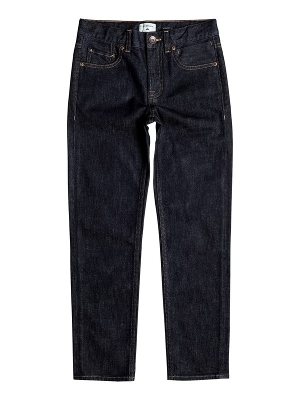 0 Revolver Rinse - Straight Fit Jeans  EQBDP03128 Quiksilver